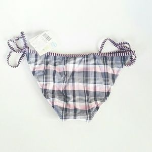 NWT Split Bikini Bottom